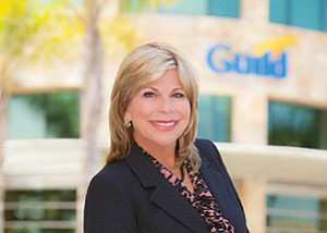 CEO Mary Ann McGarry said Guild Mortgage Co. plans to continue growing its customer base through acquisitions.