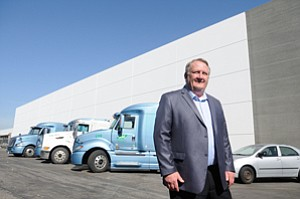 Shipping Breakdown: Fred Johring bought 12 LNG trucks that he said were plagued by a range of problems.