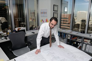 Charting Course: Eddie Arslanian at consultancy Ramboll Environ.