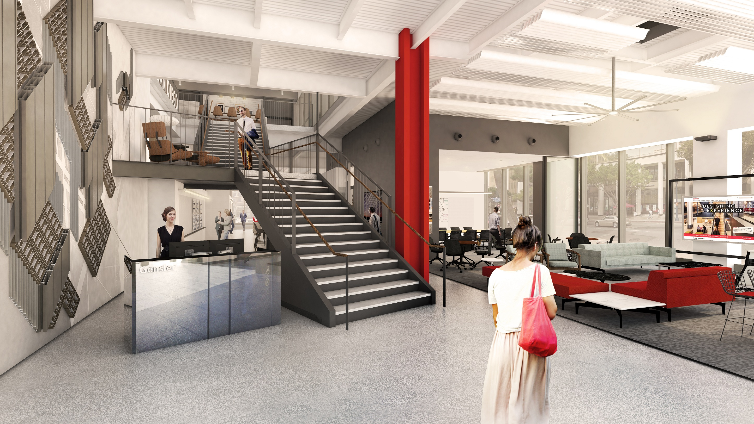 Design Firm Gensler Moving Into Nbc S Former Downtown