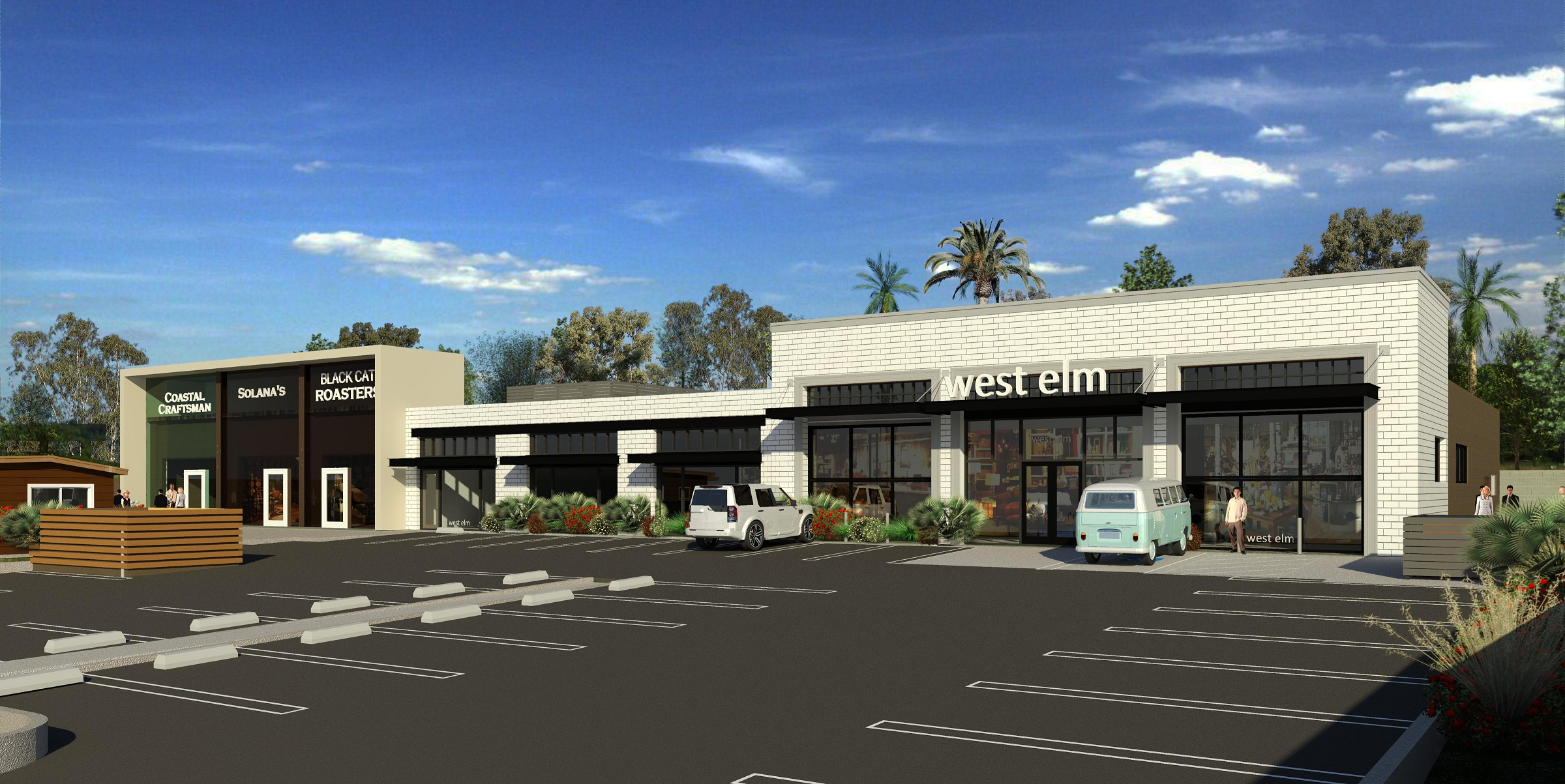 Furnishings Retailer West Elm Opening New Store In Solana Beach