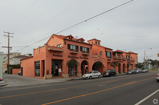 A Mediterranean-style retail building on Montana Avenue in Santa Monica recently sold for $15.5 million, or $1,582 a square foot, according to brokerage NAI Capital.