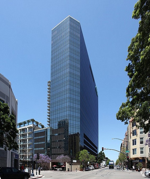 610 W. Ash St. – Photo courtesy of CoStar Group