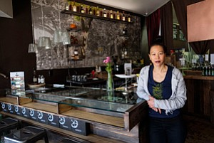Tasteful Treats: Chocovivo's Patricia Tsai says she expects an Easter-inspired sales spike at her Culver City store.