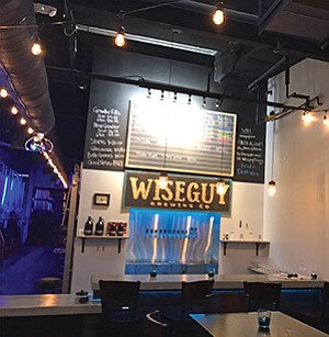 Wiseguy Brewing Co. and Rouleur Brewing Co. recently opened at H.G Fenton Co.'s Brewery Igniter in Carlsbad. Photos courtesy of H.G. Fenton Co.