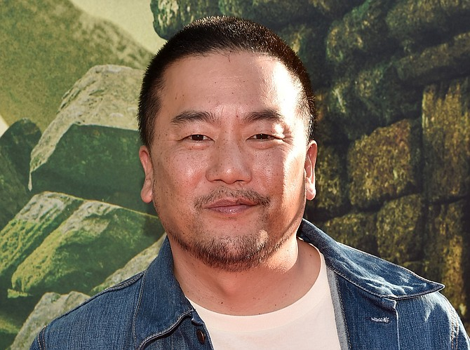 Restaurateur Roy Choi. Getty Images