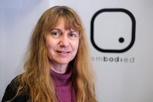 Human Touch: Scientist Maja Mataric.