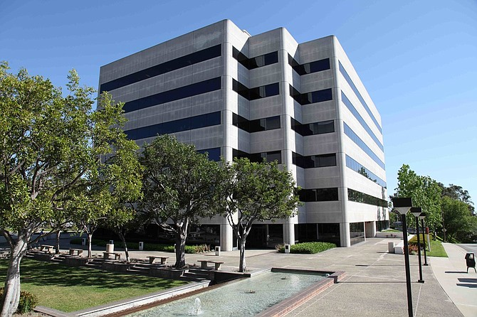 A cluster of office buildings in Monterey Park has been sold for $81 million.