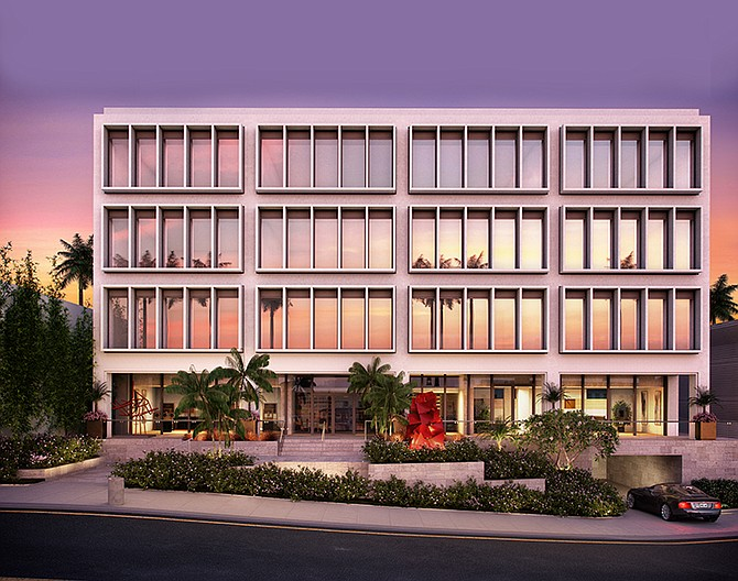 Muse in La Jolla – Rendering courtesy of CoStar Group