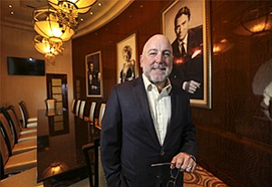 Richard St. Jean, general manager at Hollywood Casino Jamul-San Diego, oversaw the building of the $400 million project.