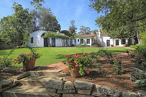 Marilyn Monroe's former home at 12305 5th Helena Drive.