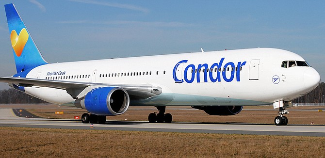 Photo courtesy of Condor Airlines