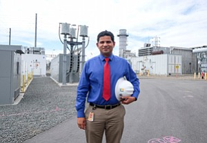 Making Power Play: SCE's Vibhu Kaushik.