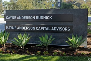 Budding Interest: Kayne Anderson Capital Advisers has beefed up its building portfolio.