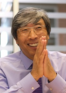 Coming Together: Patrick Soon-Shiong.