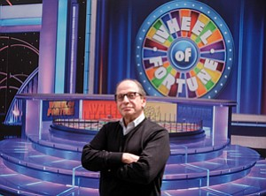 Does He Have to Spell It Out for You?: 'Wheel of Fortune' producer Harry Friedman.