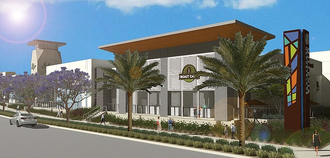 Millenia Commons -- Rendering courtesy of Sudberry Properties