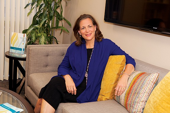 Beth Sirull, who was named CEO of the nonprofit Jewish Community Foundation earlier this year, has a few philanthropic innovations she'd like to introduce.