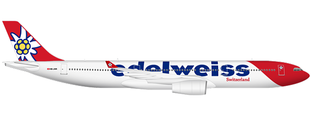 Photo courtesy of Edelweiss Air