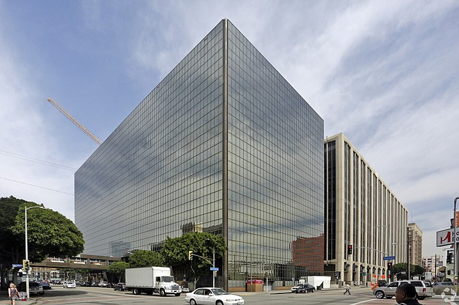 Jamison sells California Market Center stake for $220 million.