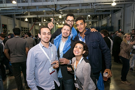 Attendees of last year's San Diego Startup Week. Photo by Bauman Photography.