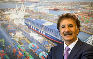 Prior Vantage Points: Mario Cordero was a Long Beach harbor commissioner before joining the Obama administration.