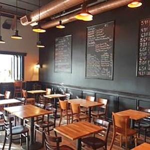 Whistling Duck Tavern opened in April at the Hub Hillcrest Market. Photo courtesy of Whistling Duck Tavern