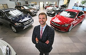 Ted Hoehn, general manager of Hoehn Motors, said the company is in the process of rebuilding several of its stores to remain competitive.