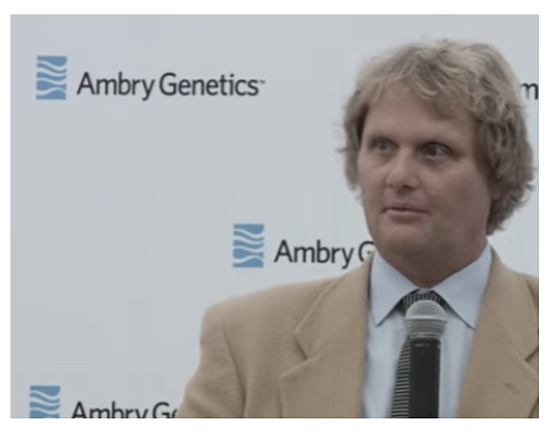 Ambry Genetics Corp.'s Charles Dunlop