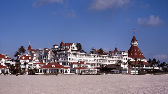 Photo courtesy of Hotel del Coronado