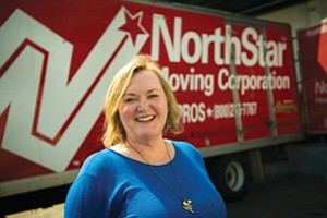 Prime Mover: Laura McHolm at NorthStar Moving in Chatsworth.