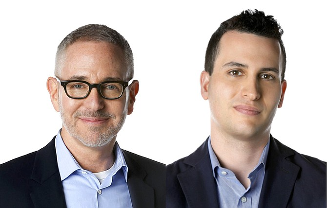 Douglas Ross and Alex Baskin.