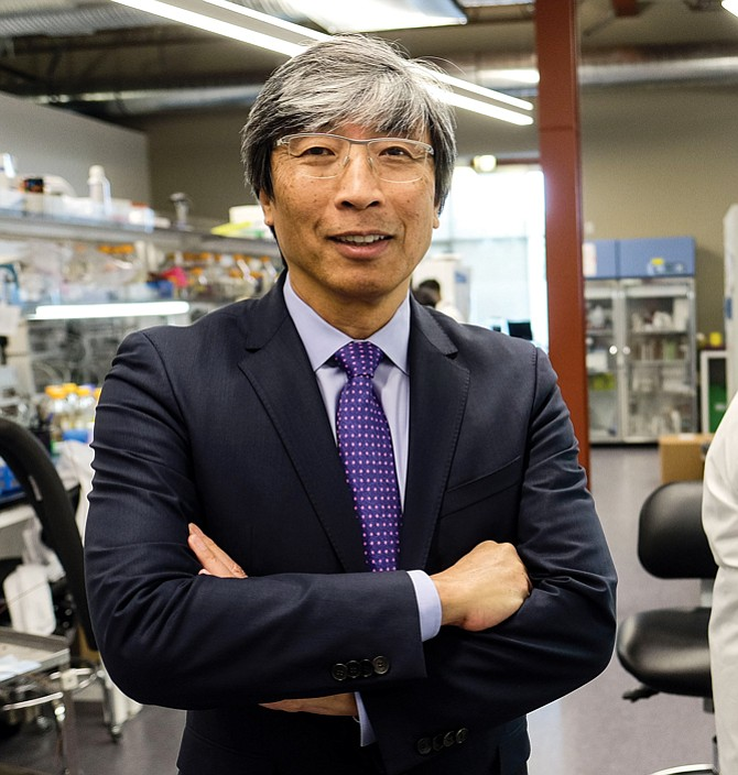 NantKwest CEO Patrick Soon-Shiong.