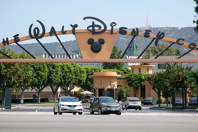 Mouse Money: Walt Disney Co., with headquarters in Burbank, remains the biggest public company in the L.A. area.