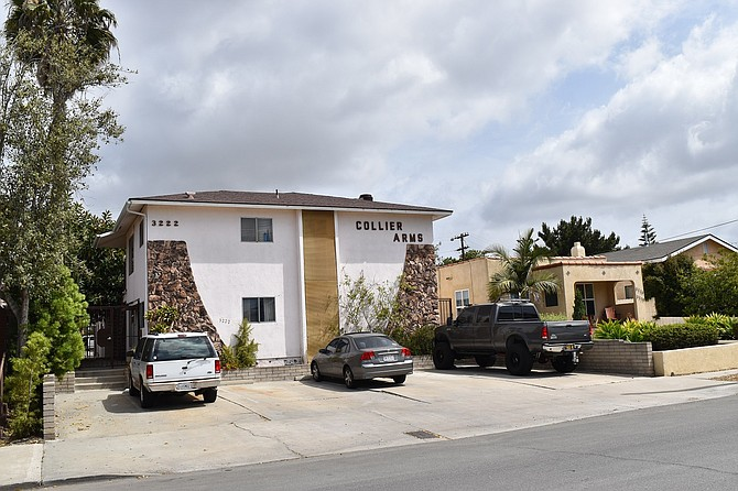 3222 Collier Ave. - Photo courtesy of ACRE Investment Real Estate Services