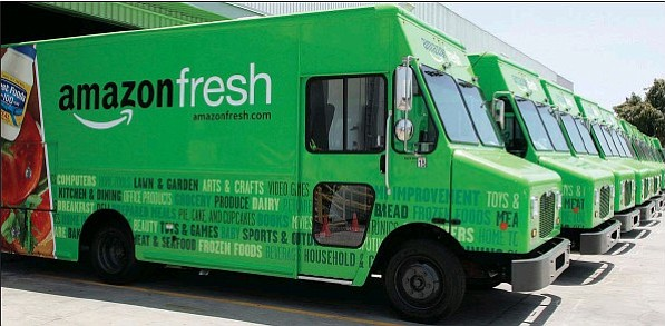 Photo courtesy of Amazon Inc.