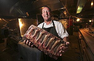 Jason McLeod will be the executive chef at Born & Raised and is a partner in Consortium Holdings.