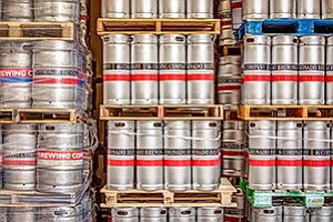 By early 2018, production of cans and kegs at Coronado Brewing Co.'s San Diego facilities will include offerings from Monkey Paw Brewing Co. Photos courtesy of Coronado Brewing Co.