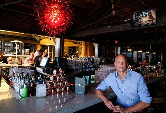 David Cooley of Abbey Food & Bar in North Hollywood
