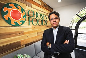 Following Sesajal's acquisition of Chosen Foods, Gabriel Perez Krieb became CEO and chairman of the board for the company.