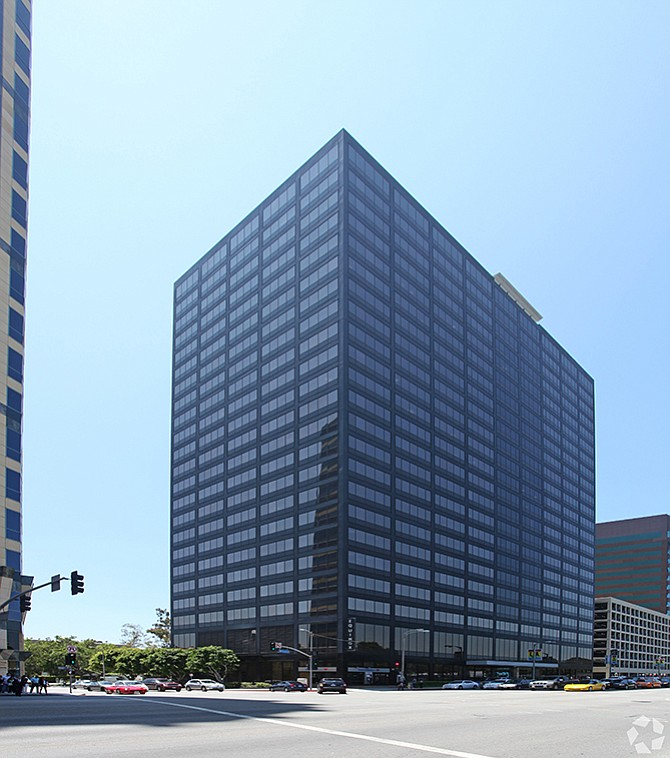 10960 Wilshire: Savills Studley gave up 10,000 square feet for UCLA Extension.