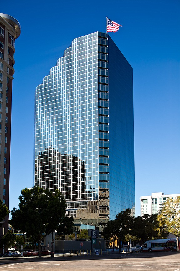 1 Columbia Place – SDBJ File Photo