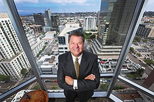 The local banking community has seen a lot of changes over the last 30 years, but Tom Wornham, CEO of San Diego Private Bank, believes there's a niche for everybody.