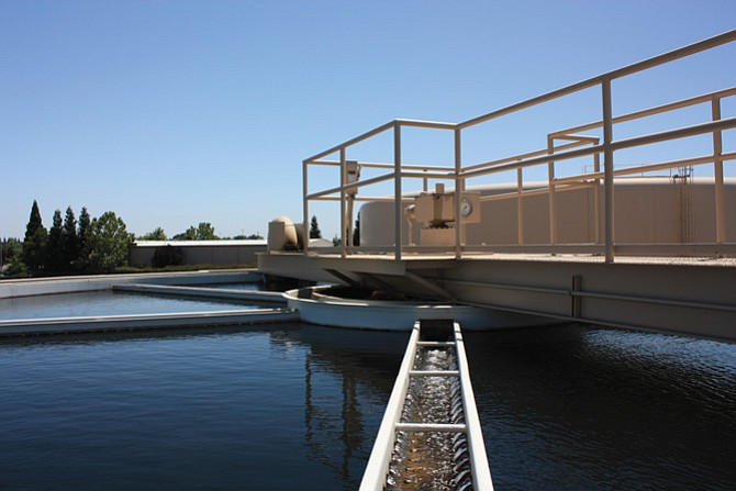 Going With Flow: Golden State Water Co. system in Cordova.