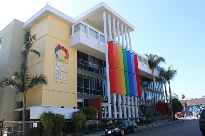 Supported: Los Angeles LGBT Center.
