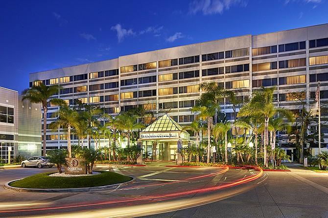 DoubleTree by Hilton Hotel LAX in El Segundo.