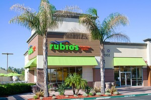 Unlike San Diego, Floridians have little interest in Rubio's Baja origin story. They do, however, care about awards the restaurant chain has won. Photo courtesy of Rubios Coastal Grill