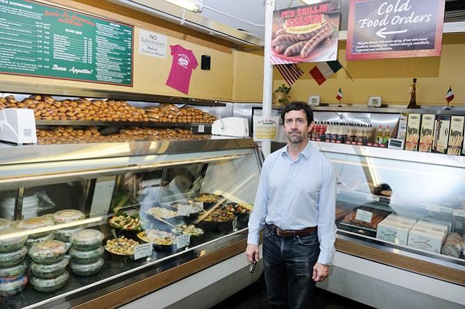 Settled: Wholesaler Vincent Passanisi feared a $3.5 million payout.