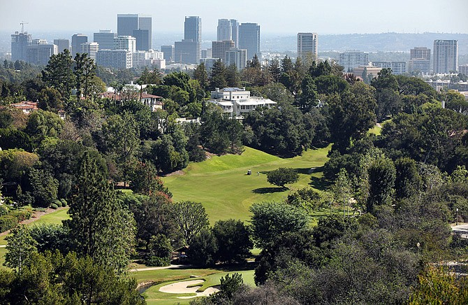 Green Space: Bel-Air Country Club co-hosted the U.S. Amateur Championship.