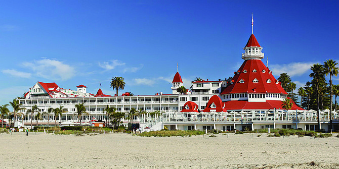 Hotel Del Coronado Photo Courtesy Of